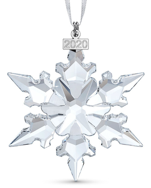 Swarovski Annual Snowflake Ornament 2020 - Large