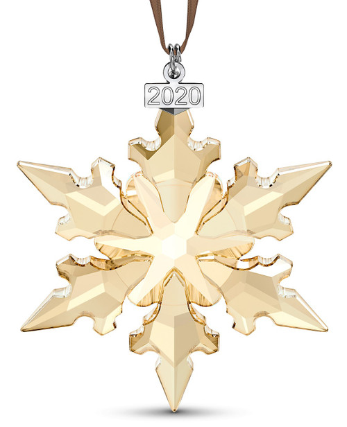 Swarovski Annual Festive Snowflake Ornament 2020 - Large