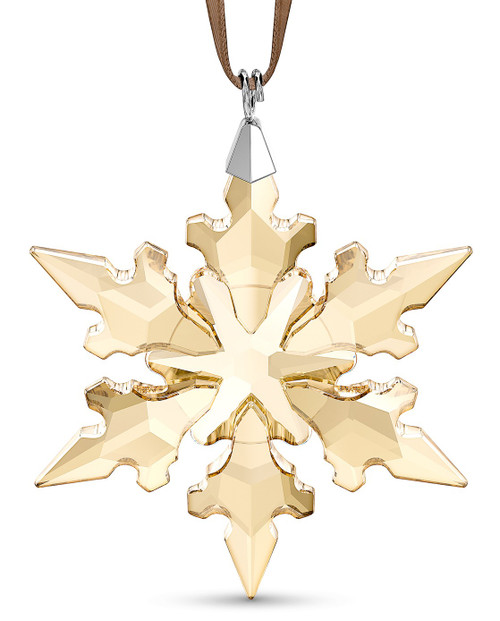 Swarovski Annual Festive Snowflake Ornament 2020 - Mini