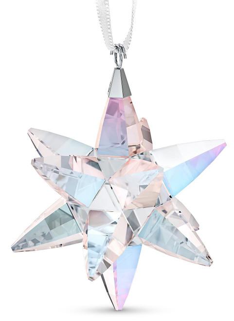 Swarovski Shimmer Star Ornament - Medium