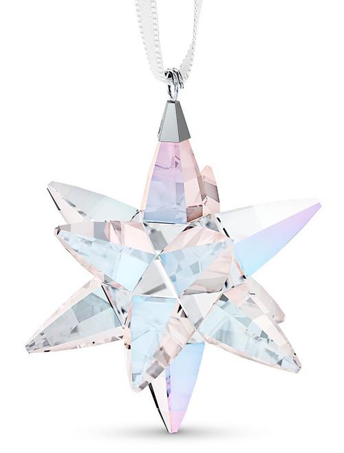 Swarovski Shimmer Star Ornament - Mini