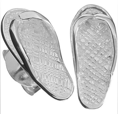 Oceano Jewelry Flip Flops Post Earrings