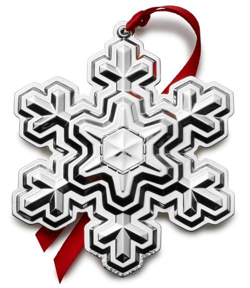 Gorham Annual Snowflake Ornament 2021