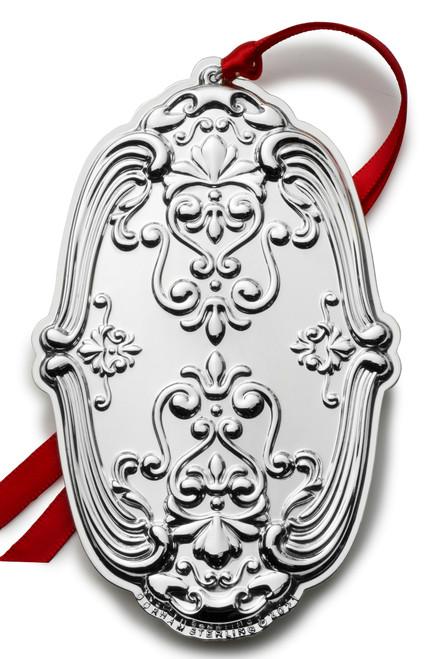 Gorham Annual Chantilly Ornament 2021