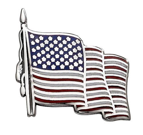 JT Inman American Flag Pin