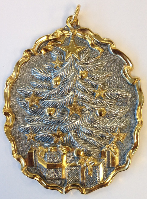 Buccellati Annual Ornament 2014 - Christmas Tree