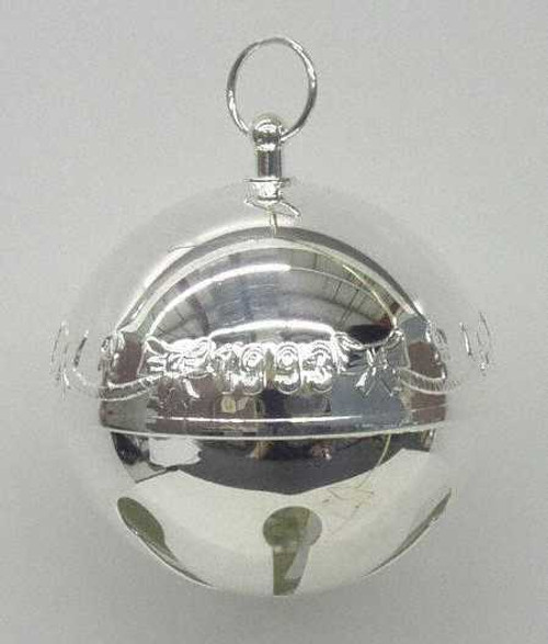 Wallace Annual Sleigh Bell Ornament 1993