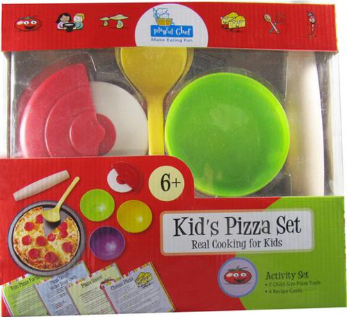 Playful Life Real Pizza 11pc Set