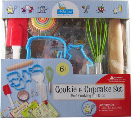 Playful Life Cookie and Cupcake 20pc Set