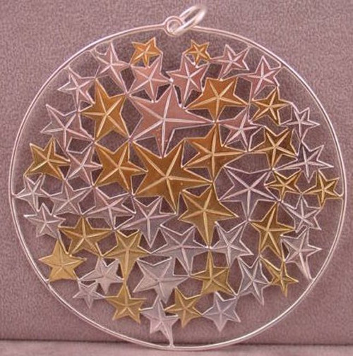 Buccellati Annual Ornament 2012 - Christmas Stars