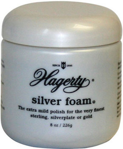 Hagerty Silversmiths Silver Foam 8oz