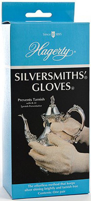 Hagerty Silversmiths Gloves, Pair