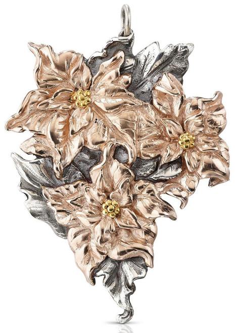 Buccellati Annual Ornament 2016 - Poinsettia