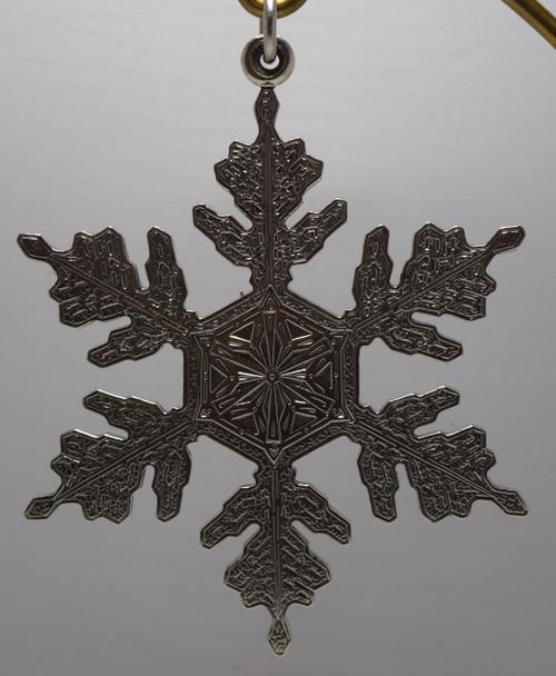 Buccellati Italy Annual Ornament 1995 - Snowflake