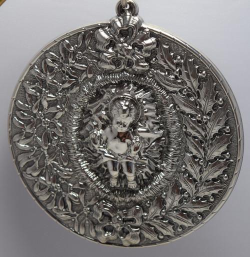 Buccellati Italy Annual Ornament 2002 - Baby Jesus