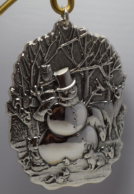 Buccellati Italy Annual Ornament 1997 - Snowman