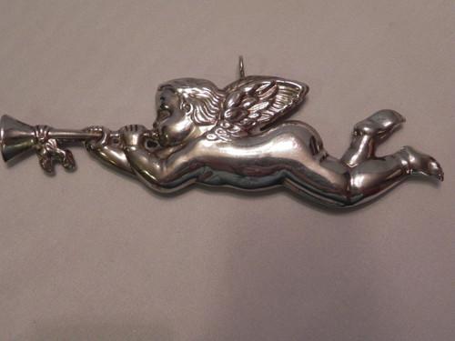 Kirk Stieff Smithsonian Gabriel Angel Ornament 1972