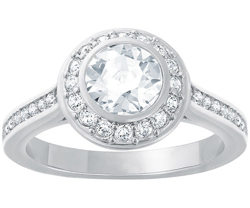 Swarovski Angelic Ring Size 52 (US Size 6) CLEARANCE