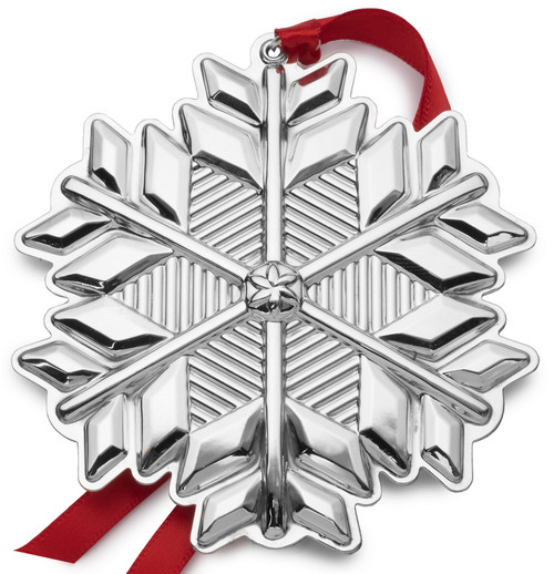 Gorham Annual Snowflake Ornament 2017