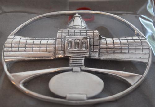 Hand & Hammer Richmond Lewis Ginter Ornament