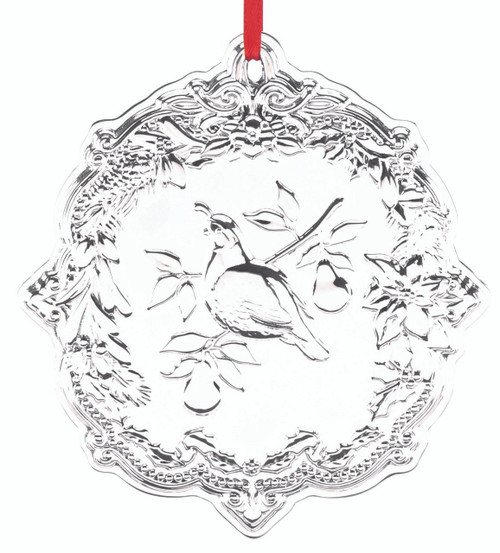 Reed & Barton Annual 12 Days of Christmas Ornament 2018 - 1st Edition