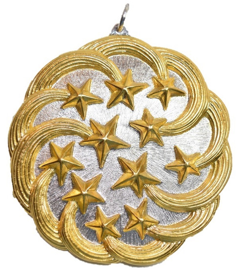 Buccellati Annual Ornament 2018 - Stars