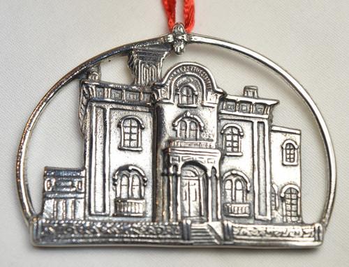 Hand & Hammer Richmond Bolling Haxall House Ornament
