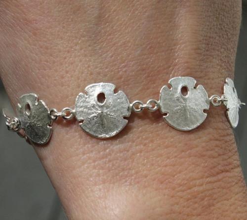 Oceano Jewelry Sand Dollar Bracelet