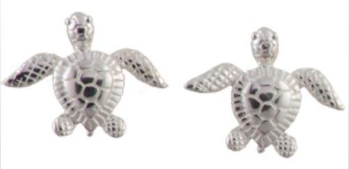 Oceano Jewelry Sea Turtle Post Earrings