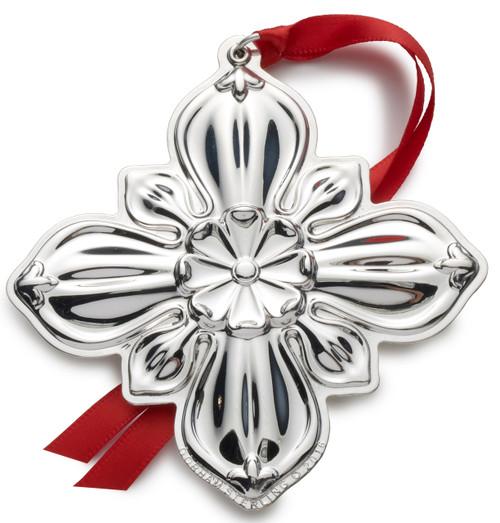 Gorham Annual Cross Ornament 2016