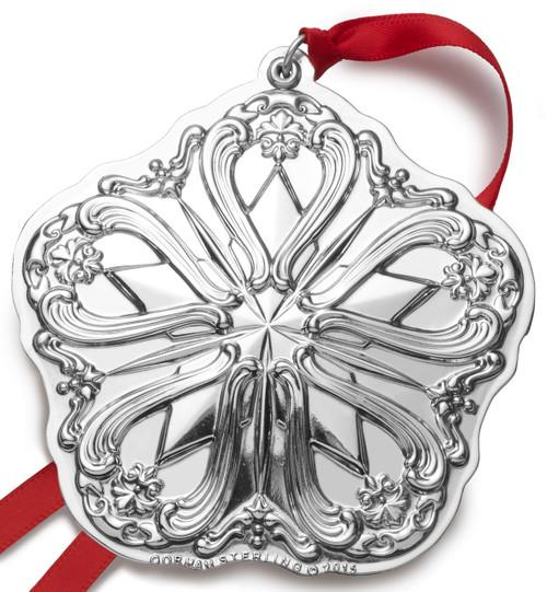 Gorham Annual Chantilly Ornament 2015