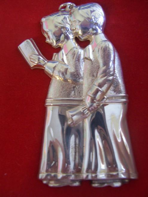 Gorham Choir Boys Ornament