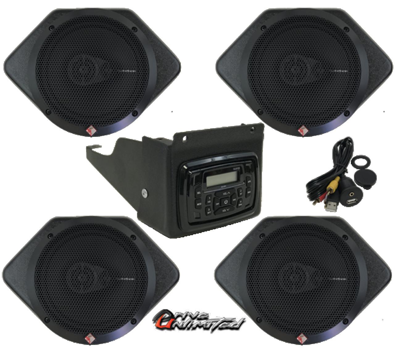 Cf Moto Stereo System Utv