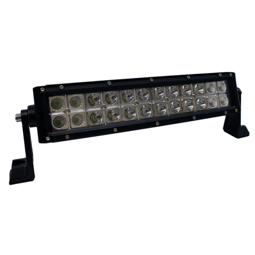 "72 Watt 13.5"" Double Row Cree LED Light Bar- 5280 Lumens-Combo Beam"