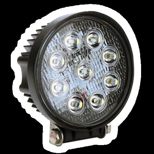 "Xtreme Lighting Products' 27 Watt 5"" Round LED Worklight"