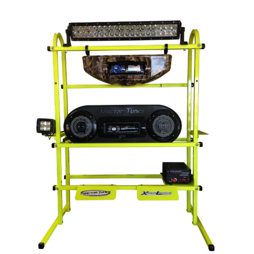 Drive Unlimited Offroad Audio & Xtreme Lighting Products Display Rack