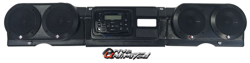 Drive Unlimited's John Deere Gator Deluxe Stereo System (Discontinued)