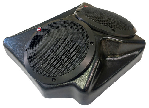 "Rear pod with 6.5"" Rockford Speakers"