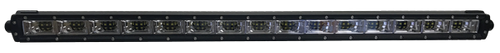 "Drive Unlimited's  ""VIXEN"" - 30"" 150 Watt Single Row CREE LED Light Bar  - Scene"