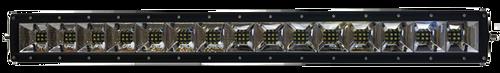 "Drive Unlimited's  ""VIXEN"" - 30"" 300 Watt Double Row CREE LED Light Bar  - Scene"
