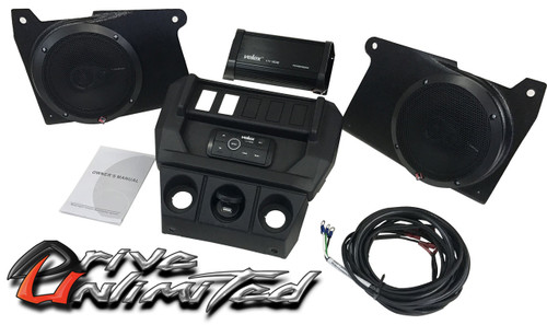 Drive Unlimited's 2018 Polaris Ranger XP1000 Stereo System
