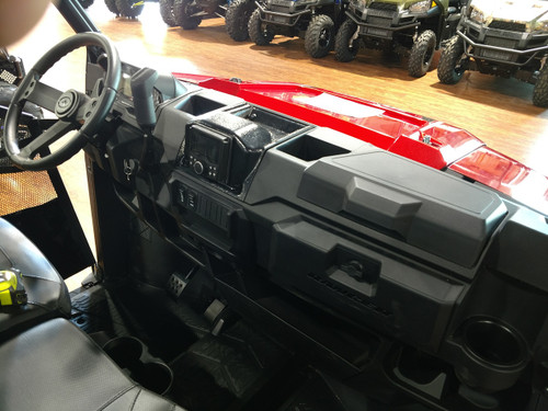 Drive Unlimited's 2018 Polaris Ranger XP1000 Top Dash Stereo System