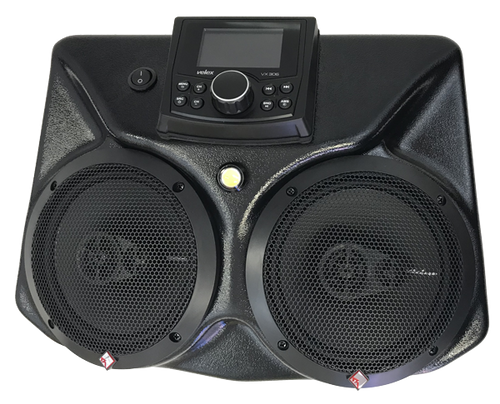 "Drive Unlimited's ""X3 Unlimited"" Universal Two Speaker Stereo System"