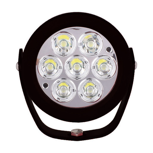 """Xtreme Lighting Products' """"ELEMENT"""" - 6in Round Worklight - Flood"""