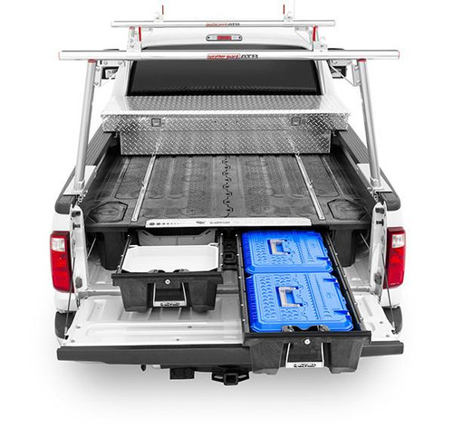 Decked Truck Bed Tool Boxes