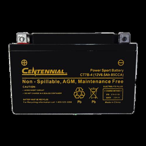 Centennial CT7B-4 Powersports Battery