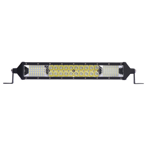 "Drive Unlimited's - ""Rebel"" 12in Double Row Philips LED Light Bar - Combo"