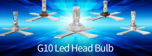 Xtreme Lighting Products' G10 LED Headlight Conversion Kits