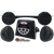Drive Unlimited's ODES Dominator X4 - 2 or 4 Speaker Stereo System