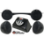 Drive Unlimited's ODES Dominator X2 -  2 or 4 Speaker Stereo System